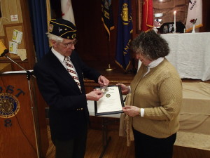 Remembering WWII Veteran - Kay Flynn